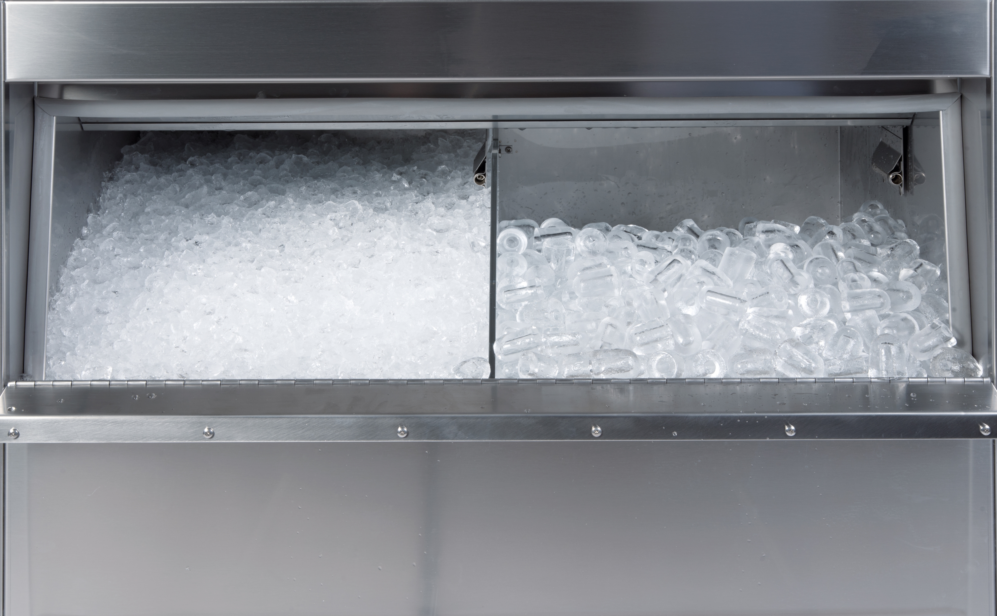 Combi ice machine